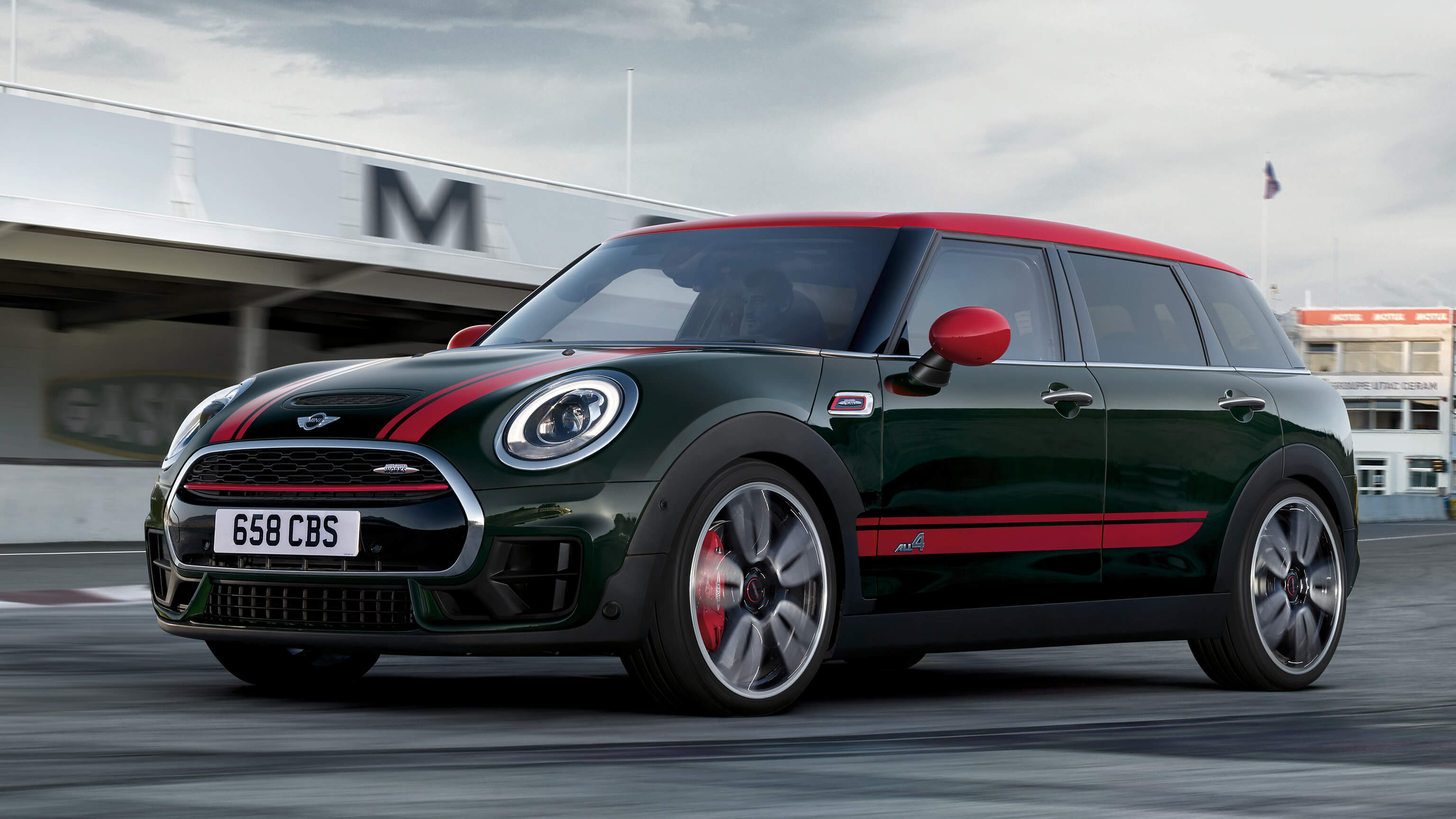 Mini Thrill Maximised