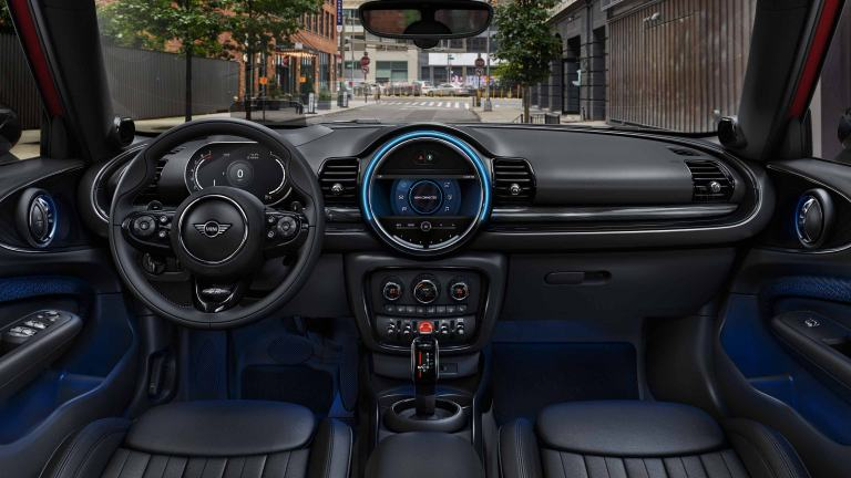MINI Clubman – interior – cockpit