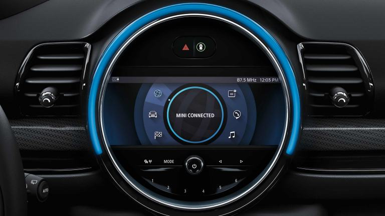 MINI Clubman – MINI Centre Instrument