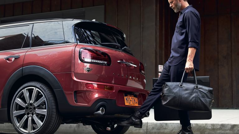 MINI Clubman – rear view – Easy Opener