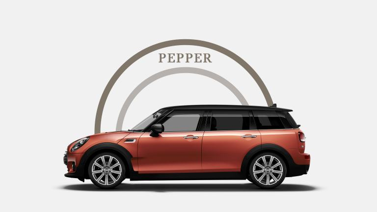 Pepper Trim Level