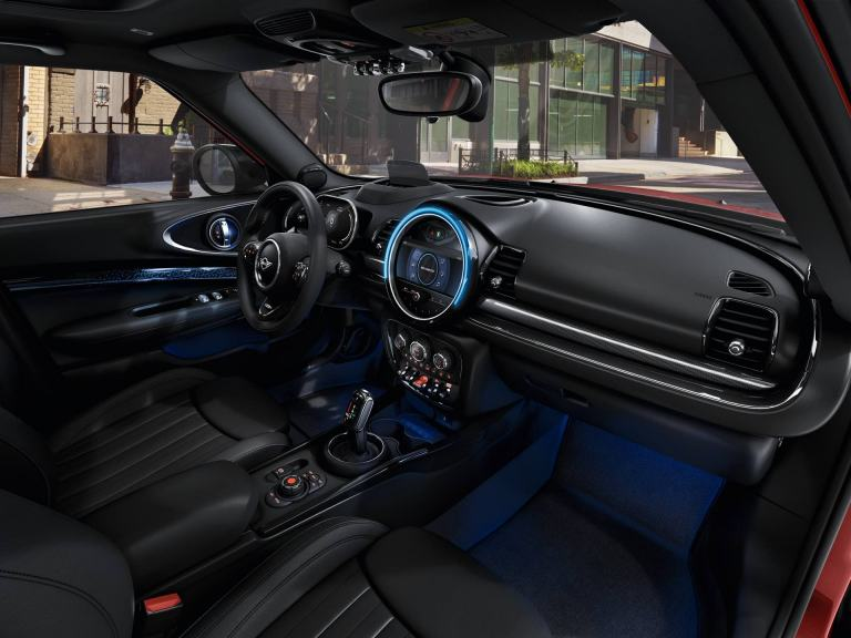 MINI Clubman - interior – cockpit